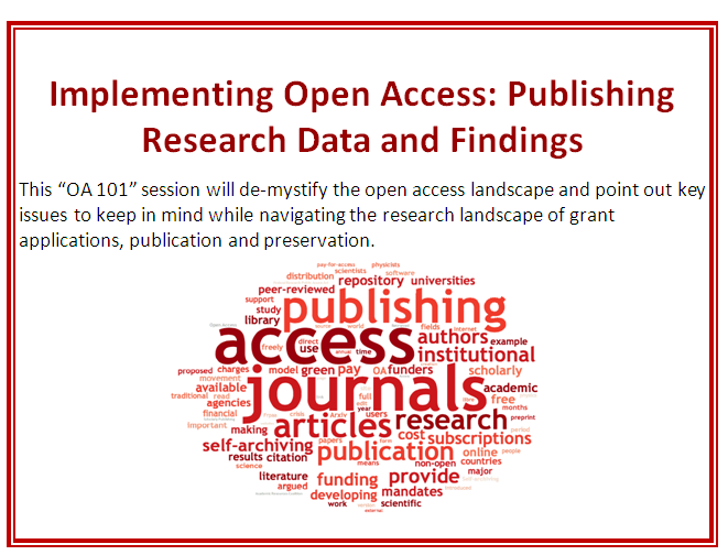 implementing open access