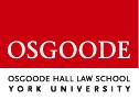 Osgoode Hall Law School, York University Logo