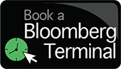 Image icon that links to the Bloomberg Terminal online booking system