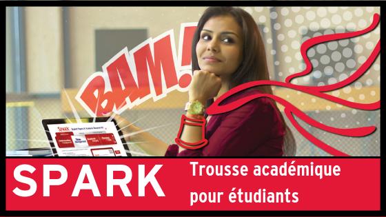 SPARK - Trouss académique pour étudiants