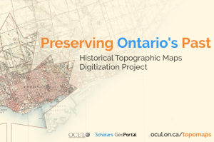 Historical Topographic Map Digitization Project.