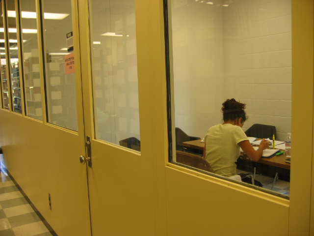 Individual and Group Study Rooms - University of Southern ...