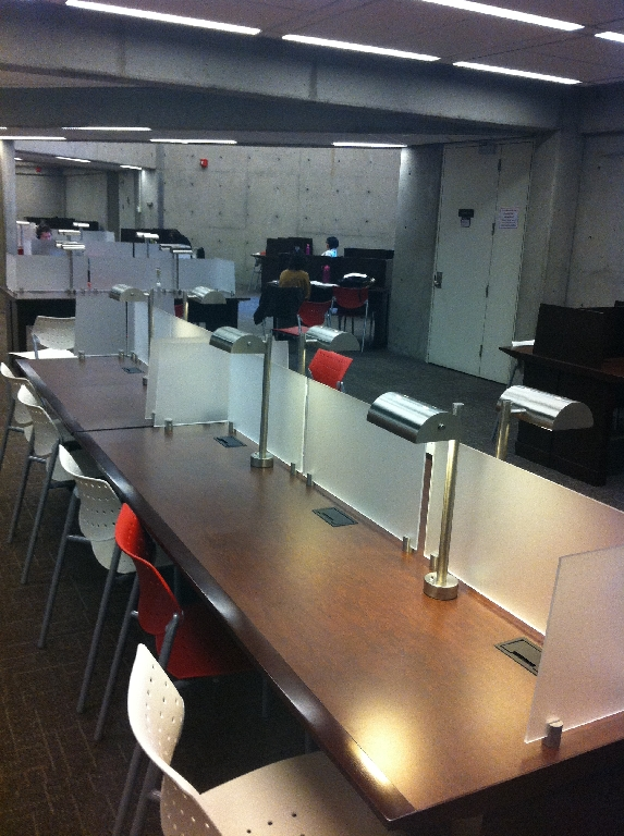Private Library Study Rooms: York University Libraries