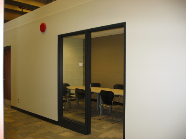 Library Carrel Room