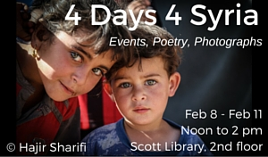4 Days 4 Syria HomePage Image