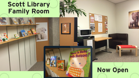 Image of Scott Library Family Room